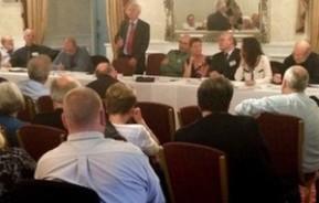 Workington CoRWM meeting 2