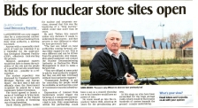 WHN 13 Feb 2019 re bids for nuclear store[5868]
